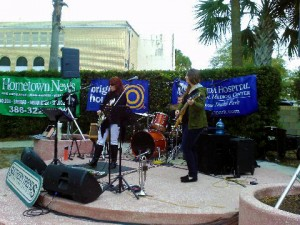 Downtown Music Festival, March 2015